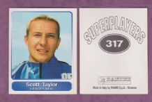 Leicester City Scott Taylor 317